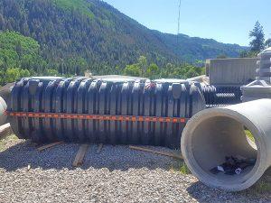 utility design civil engineering in Telluride, Colorado
